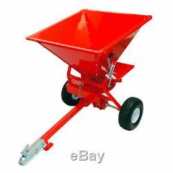 Epandeur sel / engrais pour petits tracteurs 200 litres D25003