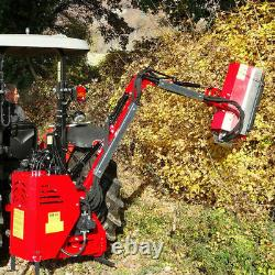 Epareuse / Débroussailleuse GIEMME AM 100 pour tracteurs de 35-60 cv