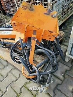 Fiedler Wk 702 Brosse DHerbes Sauvages Cultivation Brosse Année 2008