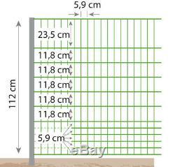 Filet électrifiable 1,12 m 50m pour volaille Beaumont