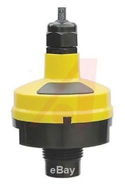 Flowline Echopod Séries Vertical Support à Ultrasons Capteur de Niveau Relais