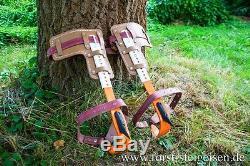 Forst CRAMPONS aide pour escalade griffes pour arbre