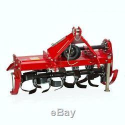 Fraise rotative arrière 125 Pour tracteurs 20 30 CV D67810