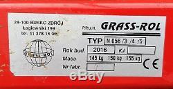 Grass-Rol N056/3/4/5 Épandeur Appareil Distributeur Salière Unimog Tracteur