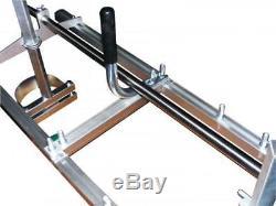 Gruminette / scierie mobile pour tronconneuse