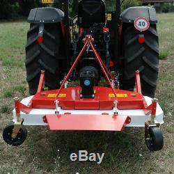 Gyrobroyeur GIEMME FM 150 pour tracteurs de 25 à 35 cv