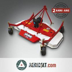 Gyrobroyeur GIEMME FM 180 pour tracteurs de 30 à 45 cv