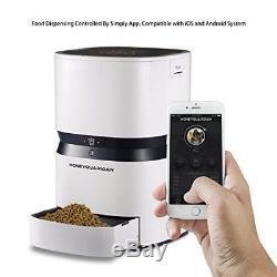 HoneyGuaridan S25 Mangeoire Automatique et Intelligente pour An(S25)