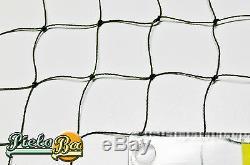 Hühnerauslauf Filet 9 M X 25 Maille 5 cm Couleur Olive Vert Rapace de Protection