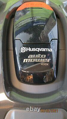Husqvarna Automower 430X À Prix Spécial 25% Rabat
