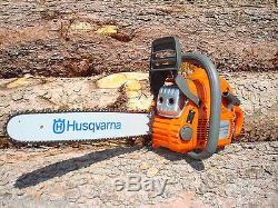 Husqvarna Tronçonneuse H445II X-Torq / X-Cut 2,1kwith2,8PS, 38cm Prix Spécial