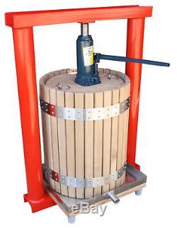Hydro pressoir 50 litres -pommes, les raisins, les baies, les fruits, vin, cidre
