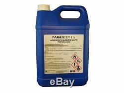 Insecticide concentré haute performance Parasect E5 bidon de 5 l