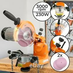 Kettenschleifgerät Dispositif D'Affûtage de la Chaîne Elektr. Kettenschärfer