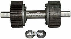 Koller Roller 200mm pour Presses à Granulés pour PP200 KL200 KJ200 Pastille Mill