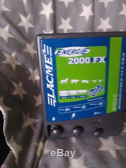 LACME ENERGIE 2000 FX electrificateur 230V occasion