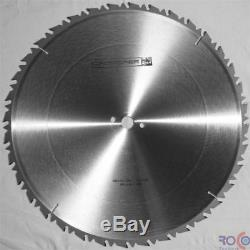 LAME DE SCIE CIRCULAIRE SB HMD 600 mm DENTS CARBURE