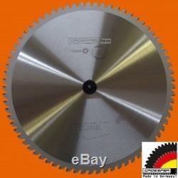 LAME DE SCIE INOX 305 mm PROFESSIONNELLE HM V2A V4A