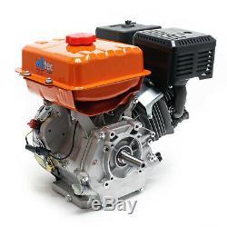 LIFAN 168F-C 25,4mm Moteur essence Démarreur à câble 12,9 CV Plaque vibrante
