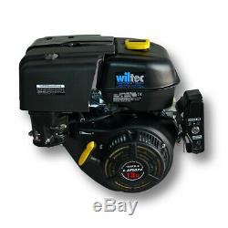 LIFAN 188 Moteur essence 9.5kW (13CV) 25.4mm 390ccm démarreur électrique Kart