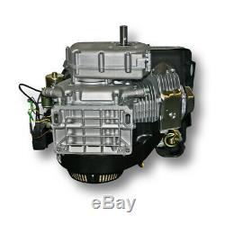 LIFAN 188 Moteur essence 9.5kW (9CV) reducteur embrayage démarreur électrique