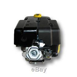 LIFAN 190 Moteur essence 10.5kW (15CV) 25.4mm 420ccm démarreur électrique
