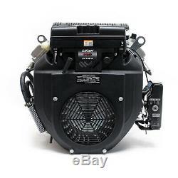 LIFAN 2V78F-2 Moteur essence 20,4CV Tracteur à gazon Bicylindre 690ccm 25mm