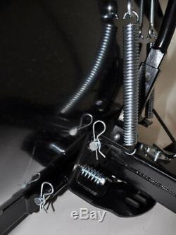 Lame à Neige Tracteur-Tondeuse 118cm Massey Ferguson Tondeuse avec Siège