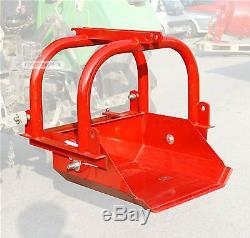 Lame arrière pour tracteurs ou tracteurs compacts D67974