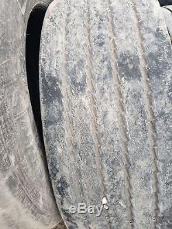 Lot pneus poids lourd