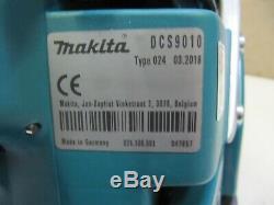 Makita Dcs9010 Tronçonneuse Essence Facture Y03606