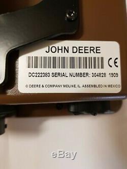 Moniteur presse round baler John Deere DC222383