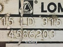 Moteur Diesel Lombardini 6 CV