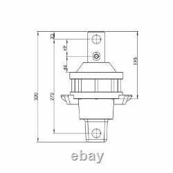 Moteur Rotatif Lightbox Greifermotor 1,9 Tonnes sans Fin