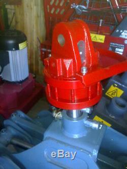 Moteur Rotatif Lightbox Greifermotor 3 Tonnes sans Fin avec 1 Boulon avec 25mm