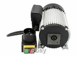 Moteur électrique 230V adapté pour Impos HL800E 400V Fendeuse à bois