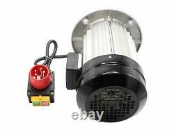 Moteur électrique 400V 4,5 KW adapté pour Holzkraft HSE 16-1100 ZE Fendeuse à bo
