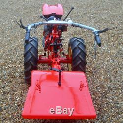 Motoculteur de marque Energic, type 130, moteur Bernard 239A