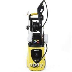 Nettoyeur haute electrique pression pour le nettoyage menager 262 bar -GREENCUT