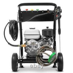 Nettoyeur haute pression 8cv moteur a essence 208cc 160BAR 2321PSI-GREENCUT