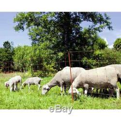 Neutral Filet Electrifié pour Moutons 90 cm Clôture Pâturages Champs Extérieur