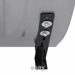 Pare-neige pour tondeuse à gazon 100 cm M4U7