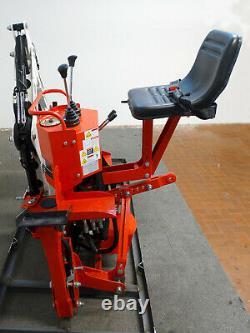 Pelle rétro GIEMME MACHINERY BHM 95 pour tracteurs de 15 à 45 ch