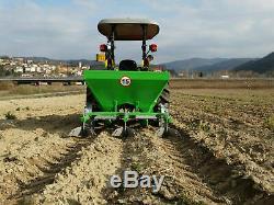 Planteuse de pommes de terre GIEMME PT 75, 2 files pour tracteurs de 15 à 60 cv