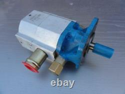 Pompe Hydraulique Fendeuse A Buches Thermique Tractable Lhs37t/40t Crossfer