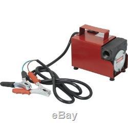 Pompe à gasoil 12 volts auto-amorçante