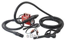 Pompe à gasoil 12 volts auto-amorçante 140 watts