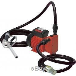 Pompe à gasoil auto-amorçante 800 watts