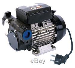 Pompe à gasoil électrique eau Fioul 350 watts