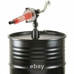 Pompe à huile rotative avec bec verseur